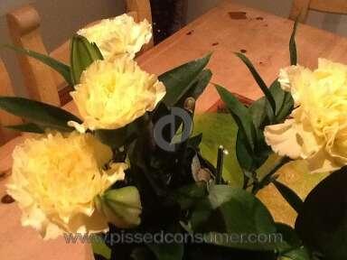 Prestige Flowers Bouquet review 10475