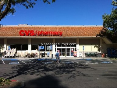 CVS Pharmacy Prescription Refill review 40883