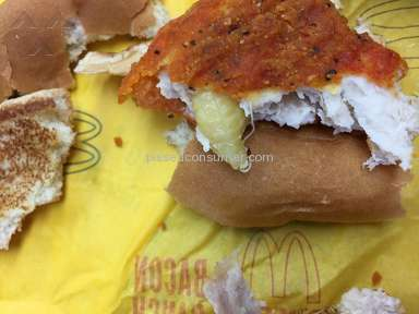Mcdonalds Hot N Spicy Mcchicken Review from Tempe, Arizona