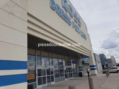 Ross Dress For Less Manager review 325044