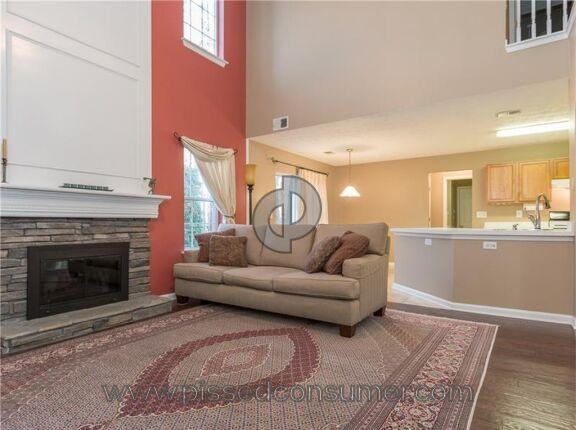 Henredon Fireside Fabric Sofa