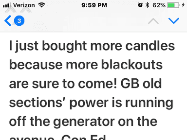 National Grid - Blackouts back to back