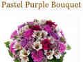 Avasflowers - Pastel Purple Bouquet Review