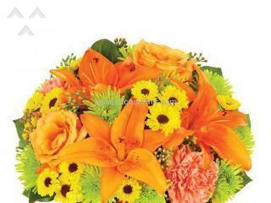 Avasflowers Country Pumpkin Bouquet review 164578