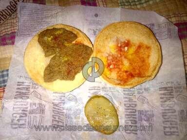 Mcdonalds Hamburger review 51953