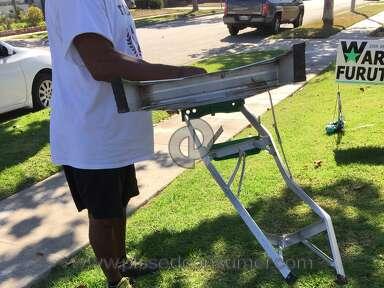 Werner Ladder - Ladder Review from Gardena, California