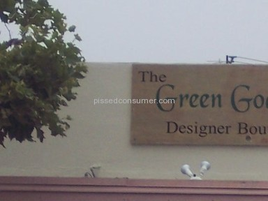 The Green Goddess Boutique Luxury / Jewelry review 73713