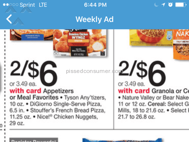 Walgreens Free Snickers Crispers Deal Review from Ogden, Utah