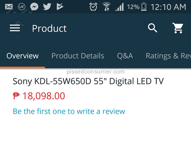 Lazada Philippines Website review 247232