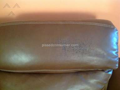 Southern Motion Furniture - Cracked Peeling Leather