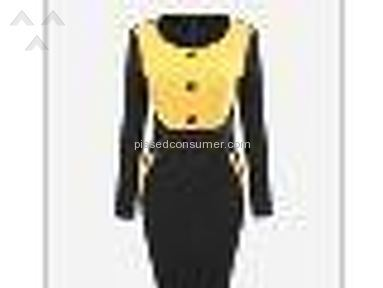 Fashionmia Dress review 174298