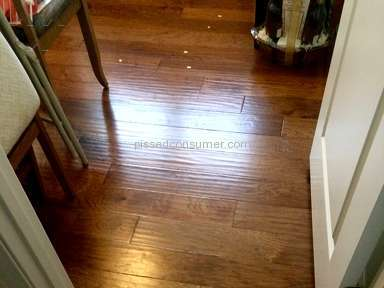 Ryan Homes Flooring Installation review 149934