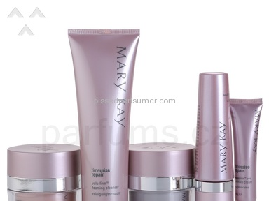 Mary Kay Cosmetics and Toiletries review 112519
