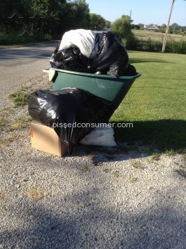 Wca Waste Corp Residential Waste Collection