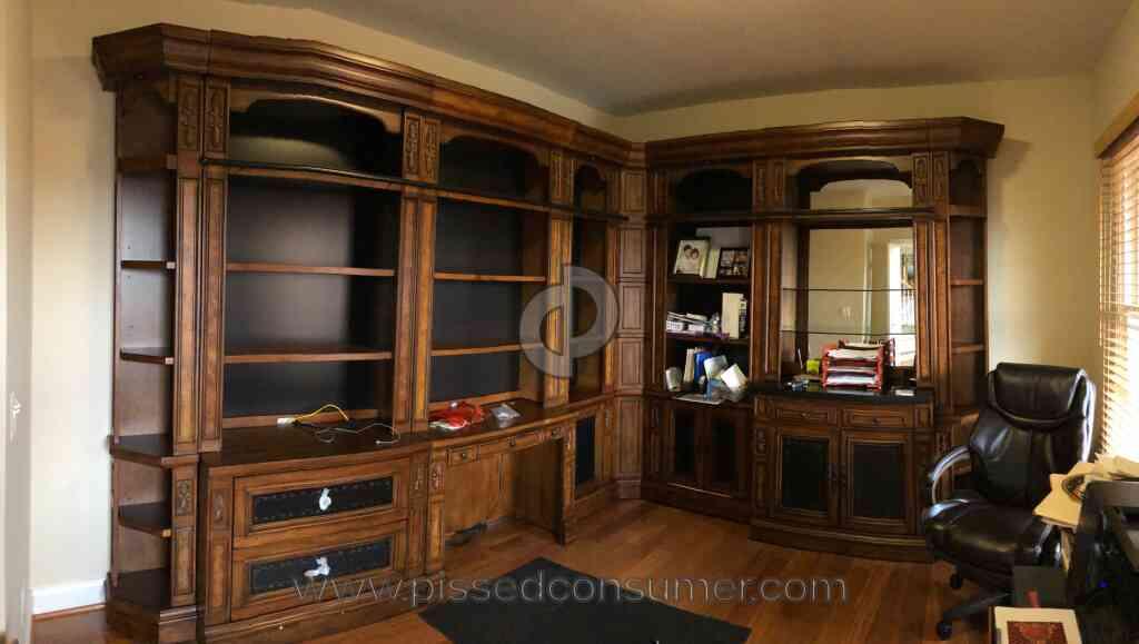 Parker House Leonardo Wood Furniture Set Review 265738