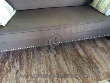 Bassett Furniture Banbury Fabric Sofa review 156592