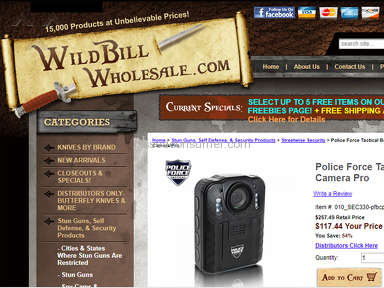 Wild Bill Wholesale - An Obvious Management Problem