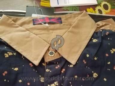 Dresslily - Ordered shower curtain....got a shirt