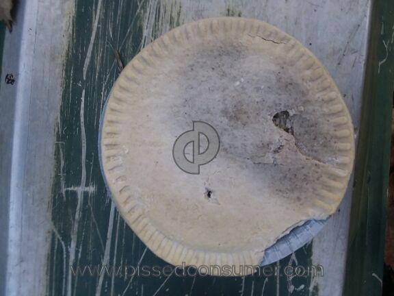 Banquet Meals Pot Pie