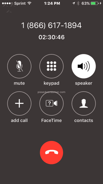 Experian 2 Hours And 40 Mins To Answer Call Jun 21 2018 Pissed Consumer