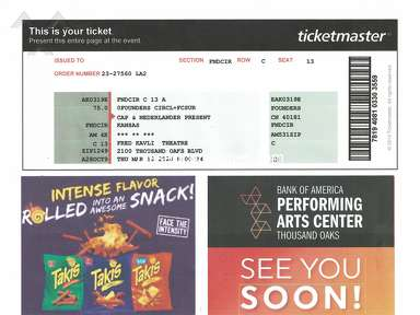 Ticketmaster Tickets review 833538