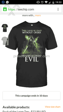 Teechip Shirt