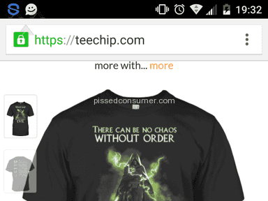 Teechip Shirt review 125995