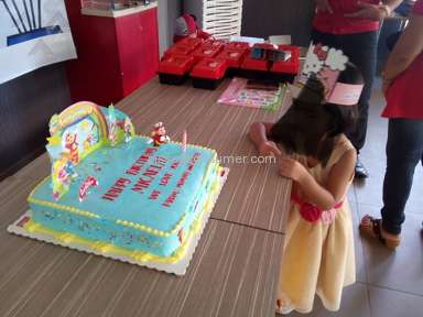 Jollibee - Very Disappointed with my daughters bday party