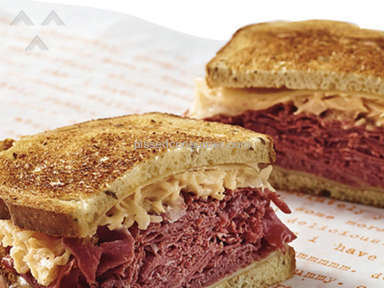 Publix Reuben not as advertised