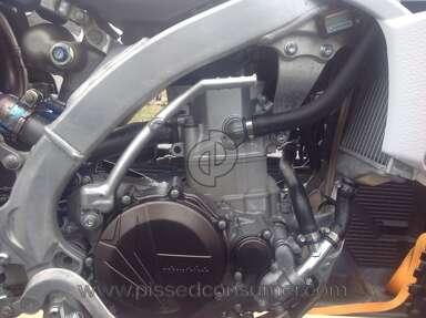 Yamaha Motor - 2011 yamaha YZ450F
