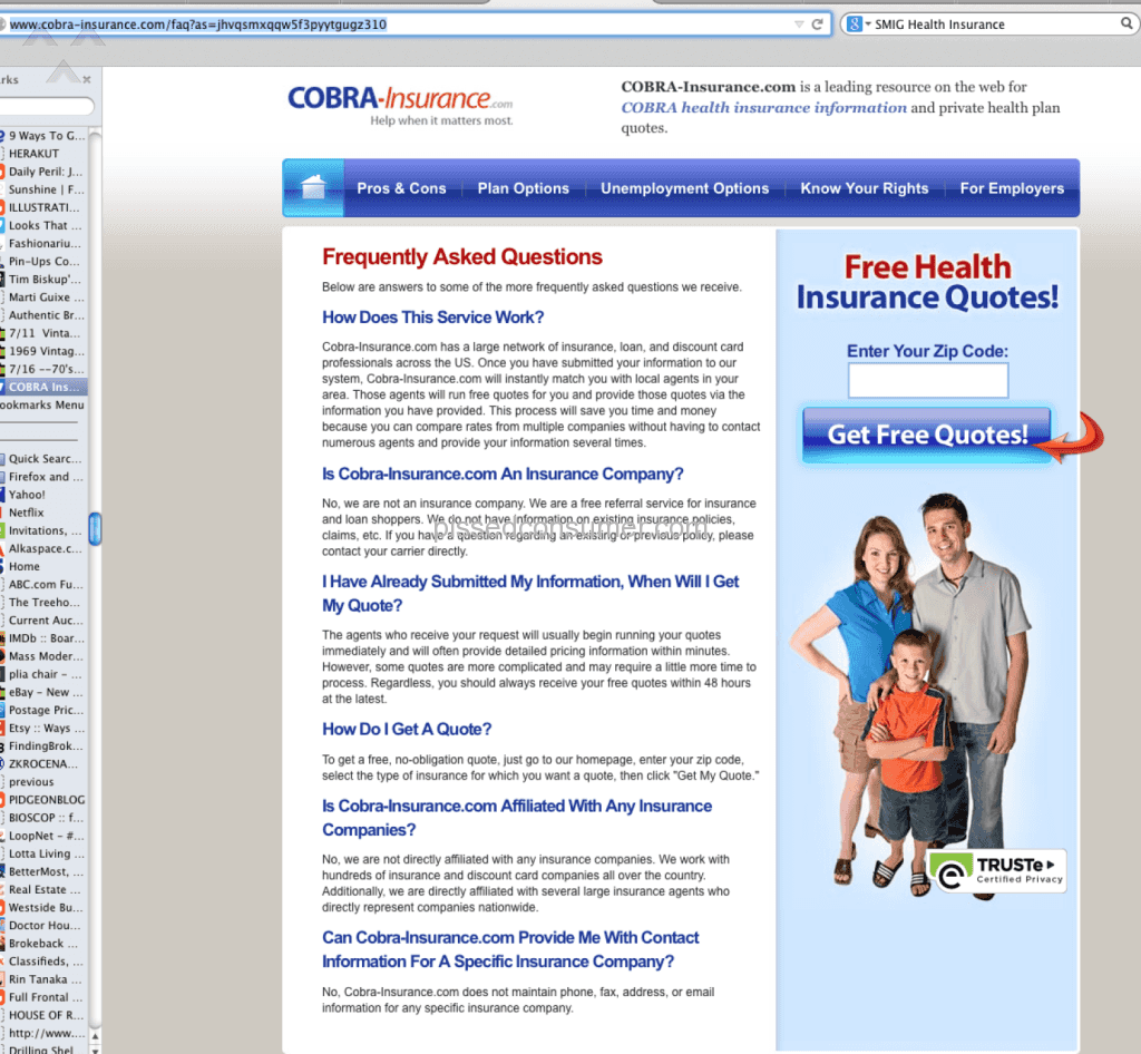 21 Selected Market Insurance Group Health Insurance ...