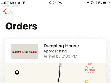 Doordash - Ordered at 7:06 pm. ETA 45 minutes. It's 2 HOURS late.