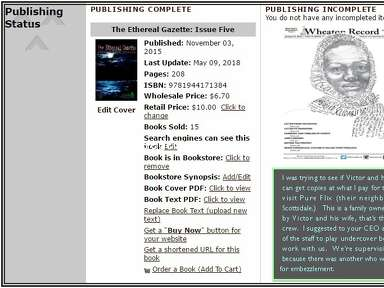Authorhouse Periodicals & Publishing review 328054
