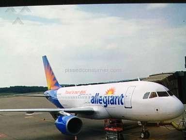 Allegiant Air - Don't Risk Flying Allengent Airlines - Pay a little more and go with safer airline...like Southwest