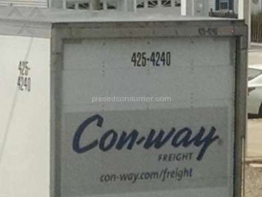 Conway Freight Staff Review from Philadelphia, Pennsylvania