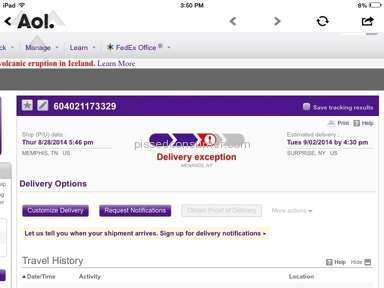 Fedex Shipping review 46823