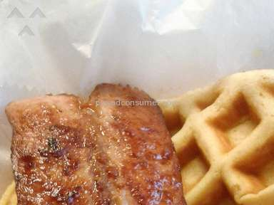 Huddle House Waffle review 184164