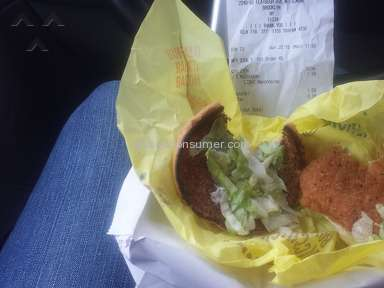 Mcdonalds Fast Food review 68443