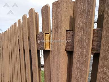 Lowes Fence Installation review 210562