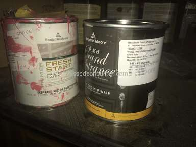 Benjamin Moore Paint review 152062