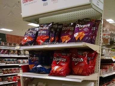 Frito Lay - No more codes at Target in my area.