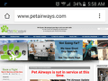 Pet Airways Pet Transportation Review from Lancaster, Ohio