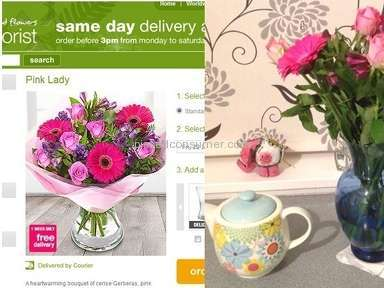 EFlorist Delivery Service review 111125