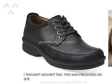 Bluegrassinholstein Footwear and Clothing review 110407