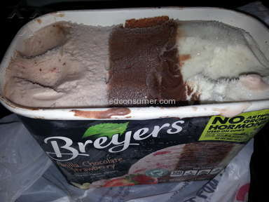 Breyers - Ice Cream Review from Beaverton, Oregon