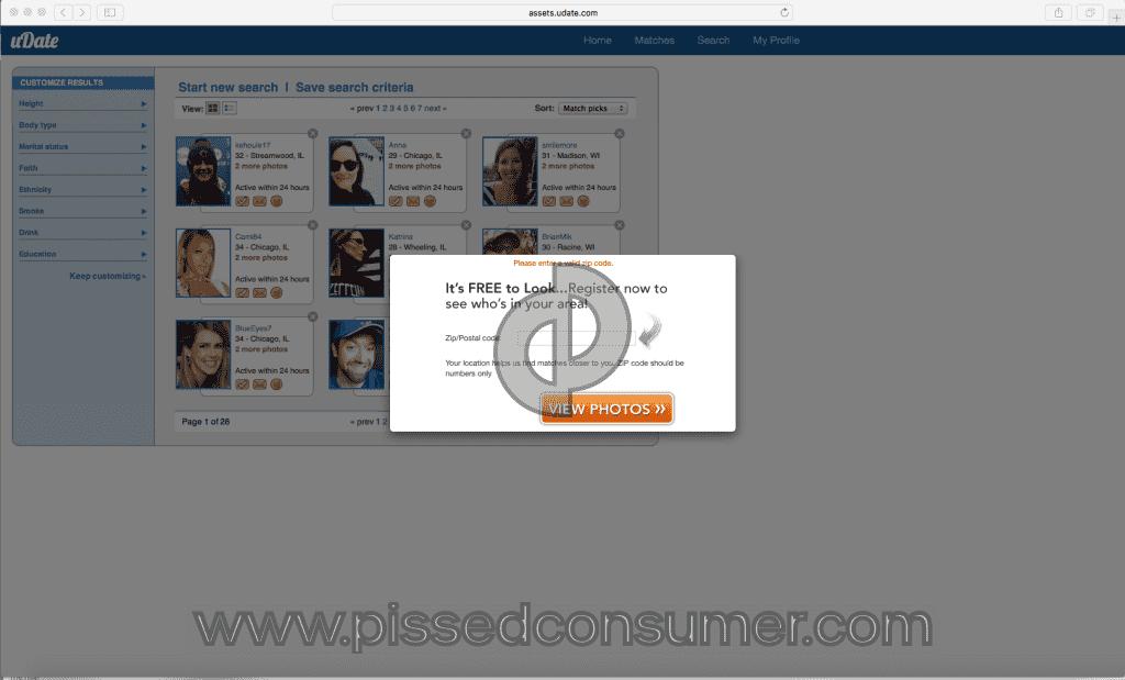 Singlesnet login and password