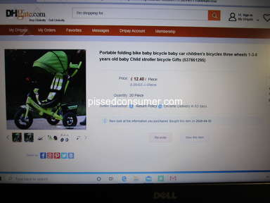 DHgate Shipping Service review 620939