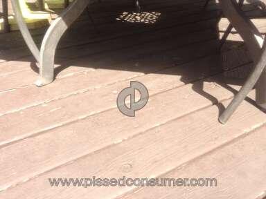 Behr Premium Deckover Deck Paint review 214612
