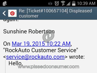 Rockauto Equipment review 64783