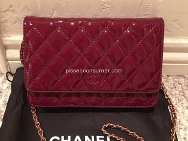 Poshmark Chanel Handbag review 151852